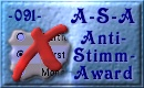 Anti-Stimm-Award: Dec. 16, 2003 Program Closed