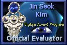BigEye Award program - Official Evaluator