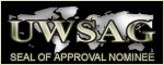 UWSAG Seal of Approval Nommine